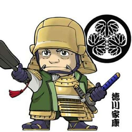 徳川家康のプロフィール画像