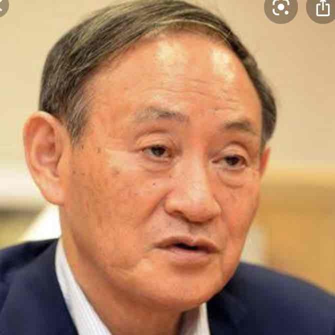 菅官房長官のプロフィール画像